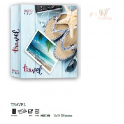 PHOTO ALBU TRAVEL 300 FOTO 13X19