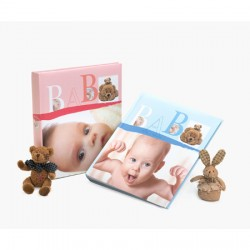 KPH PHOTO ALBUM BABY VITAL 200 PHOTO 10X15