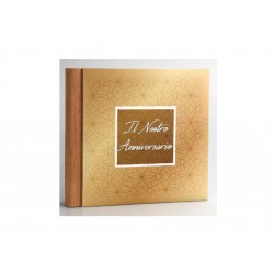 Album Portafoto 30 Fogli Copertina morbida 25x25cm