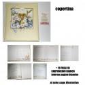 ALBUM FOTO COMUNIONE CALICE FIOR 23X27CM