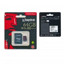 KINGSTON TECNOLOGY 64GB MICROSD XC