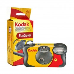 KODAK FUNSAVER USA E GETTA DA 27 FOTO CON FLASH